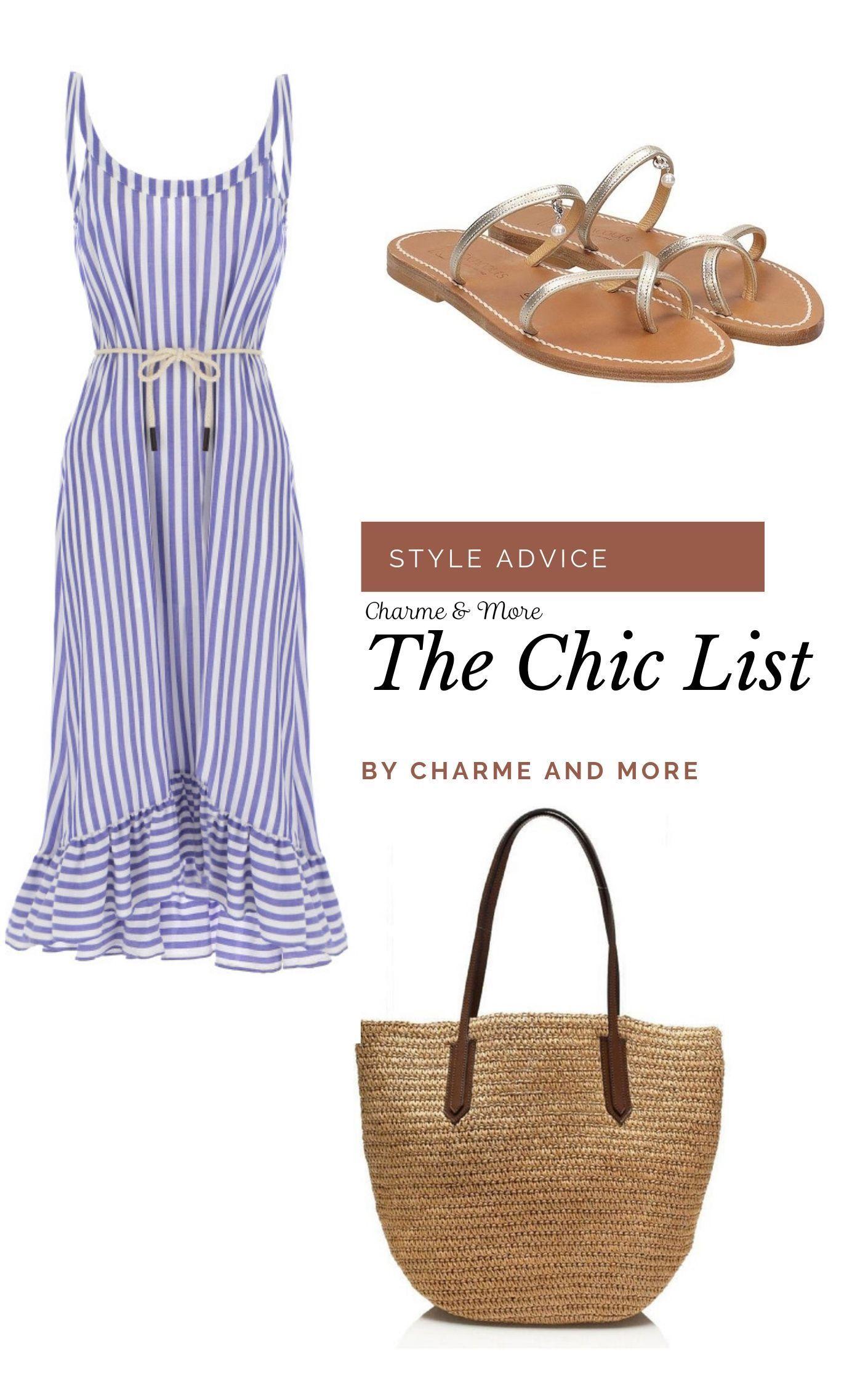 brand new 7714d c7723 The Chic List: abiti e accessori must-have | Wardrobe in ...