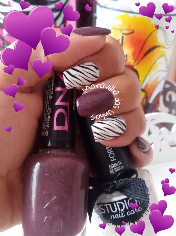 nail#art#maravilha das unhas