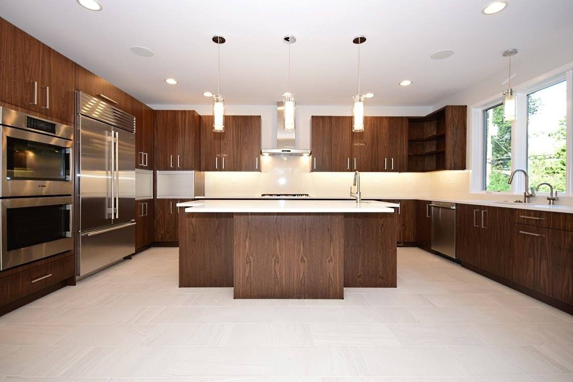 Some Inevitable Techniques To Ensure The Finest Finish To Walnut Kitchen Cabinets In 2020 Walnut Kitchen Cabinets Walnut Kitchen Cost Of Kitchen Cabinets