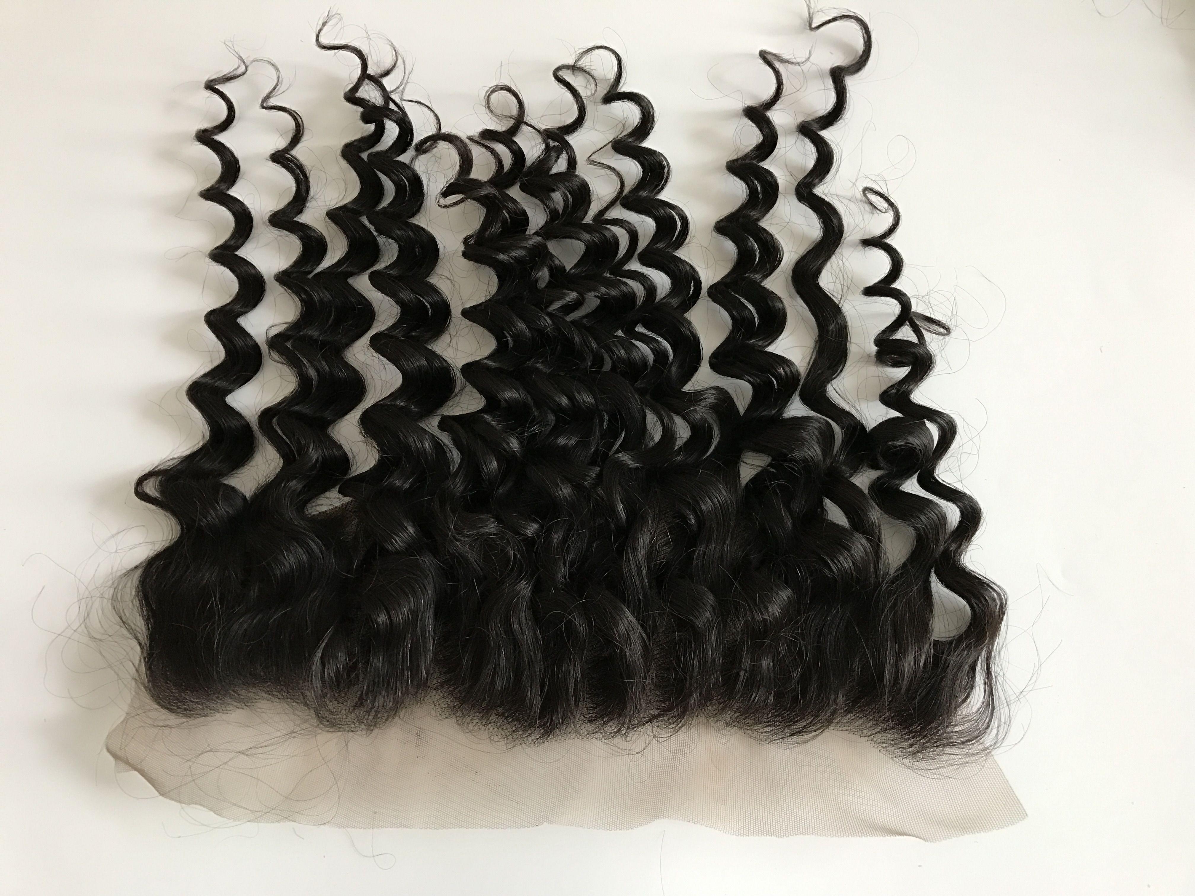 Deep wave lace frontal Hair Manufacturer Website:www.oceanhair.net Email: sales6@oceanhair.net Whatsapp: +86 15318708959 Phone: +86 15318708959 Skype: Oceanhair_Trish #hairextensions #virginhair #humanhair #remyhair #wholesalehair #hairsupplier #buywholesalehair