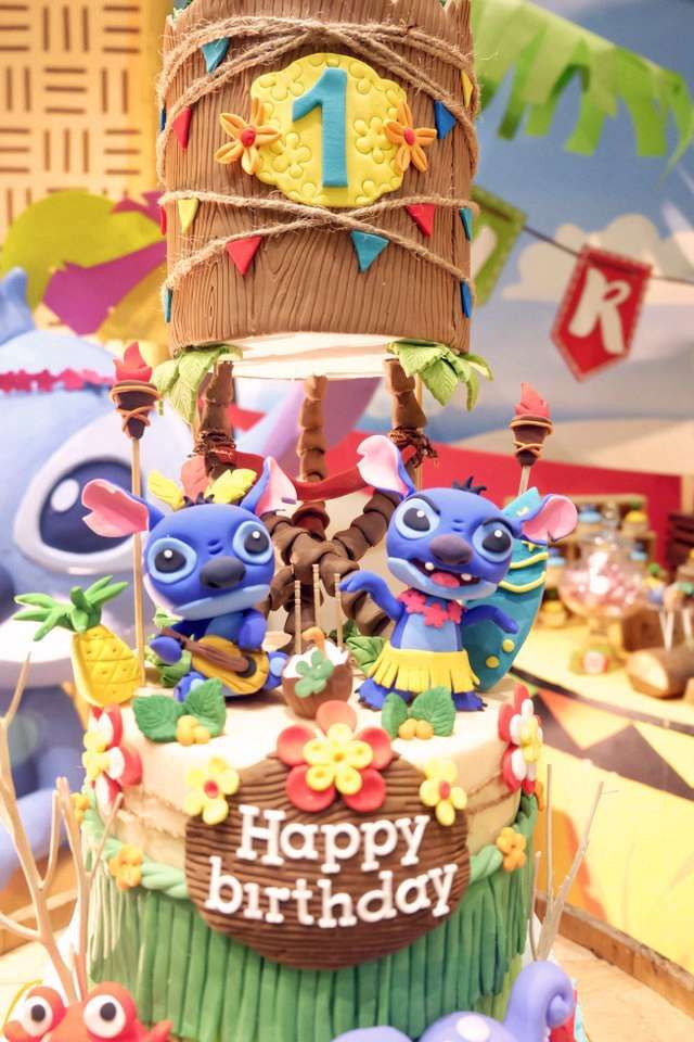 Lilo Stitch Birthday Party Ideas Lilo Stitch Birthdays And