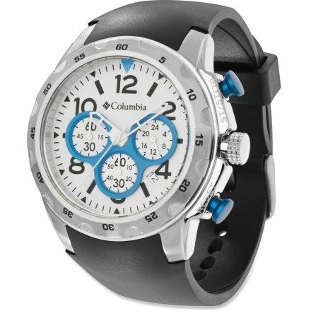Columbia Transit Chronograph Watch - Men's - 2012 Closeout