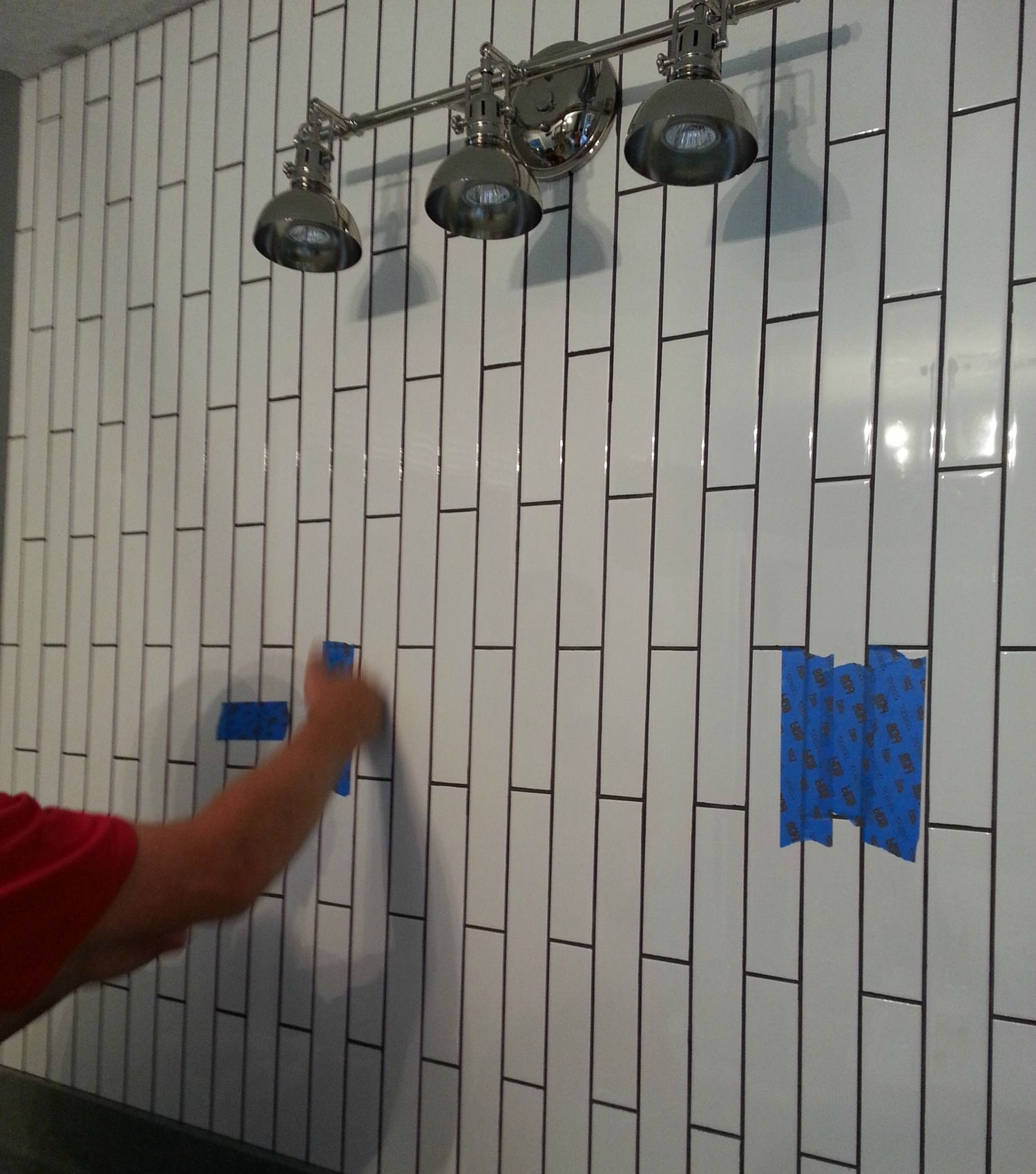 How to drill into tile decor and the dog master