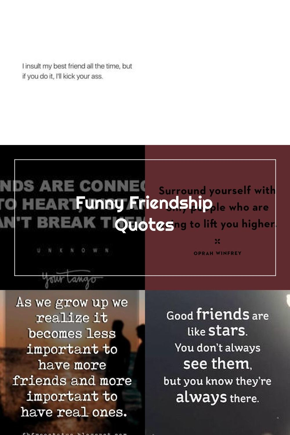 Short Funny Friendship Quotes Funny Friendship Quotes And Sayings Funny En 2020
