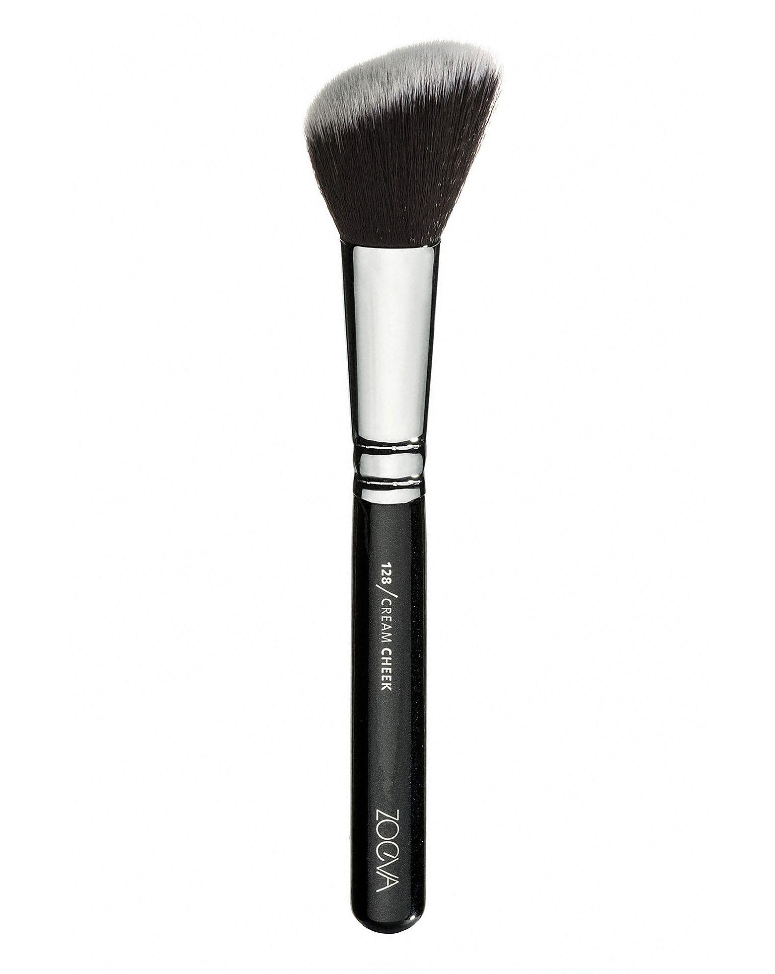 Cream Cheek Brush (128) by ZOEVA Brush, Zoeva makeup