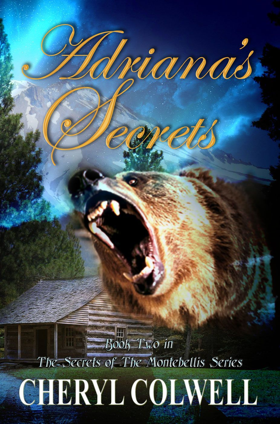 Christian Suspense: The Secrets of the Montebellis Series, Book 2