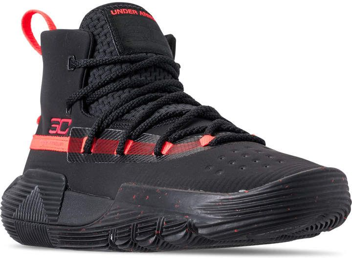 buy popular 6e5d7 bfae5 Big Kids' Under Armour SC 3ZERO II Basketball Shoes ...