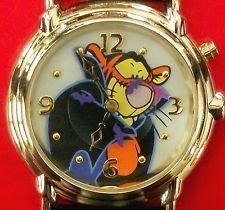 Disney Hallween Light-Up Tigger Watch