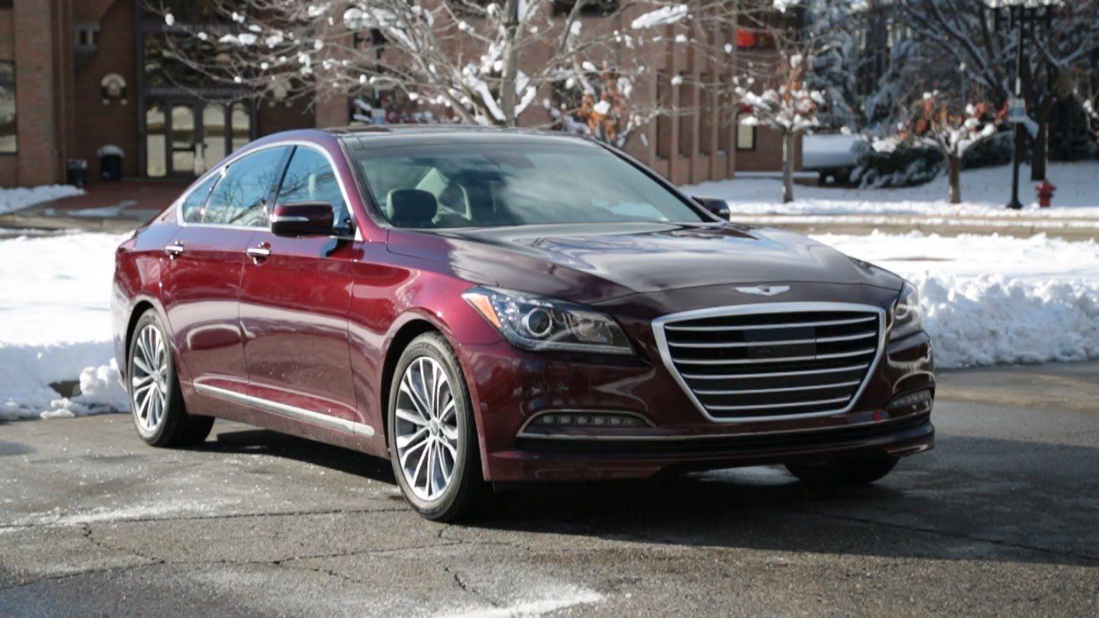 2016 Hyundai GenesisThe Luxury Sedan You Never Knew You