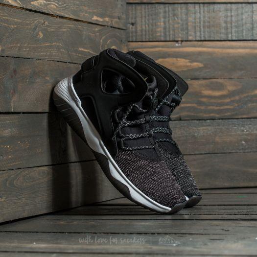 exquisite design 100% quality top brands Nike Air Flight Huarache Ultra Black/ Black-White-Volt Pour le ...