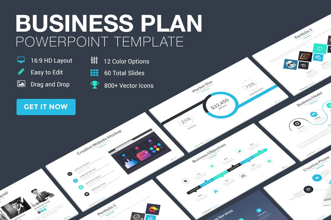 Best Powerpoint Template Bundle By Slidepro On Creative Market