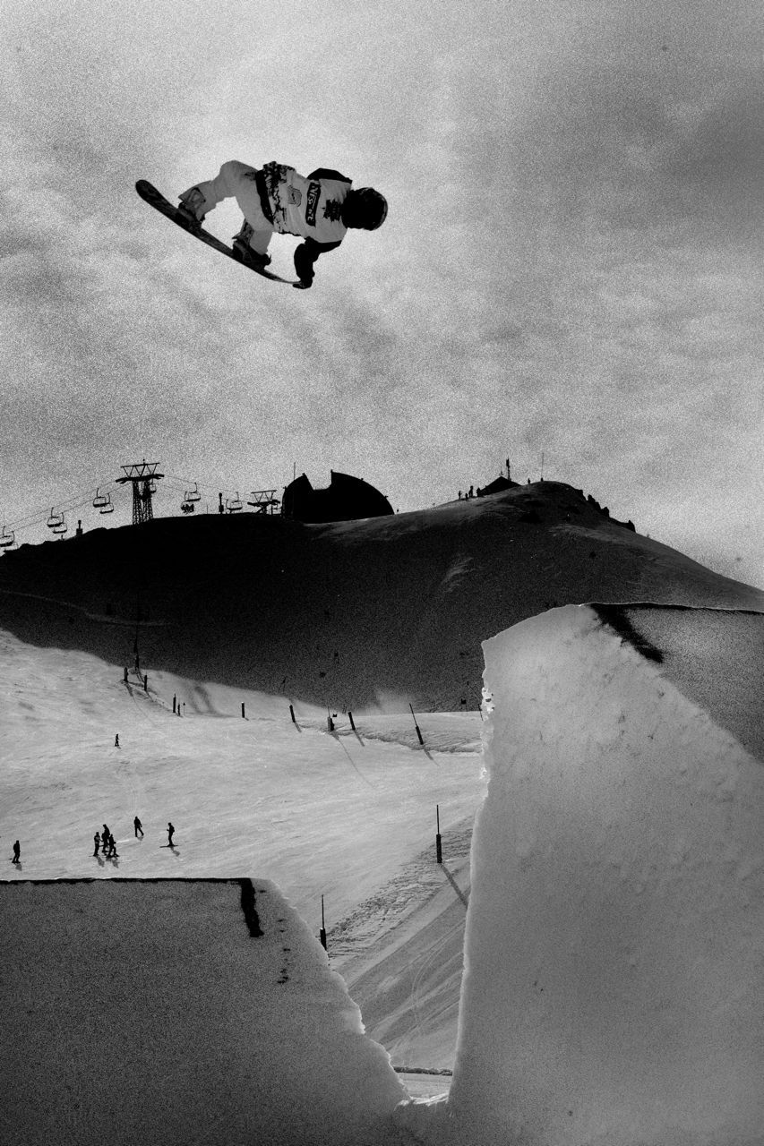 Champs 20th Snowboarding, Champs, Sci fi