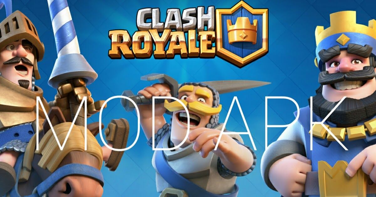 Clash Royale 2 10 0 Apk Mod Unlimited Gems For Android