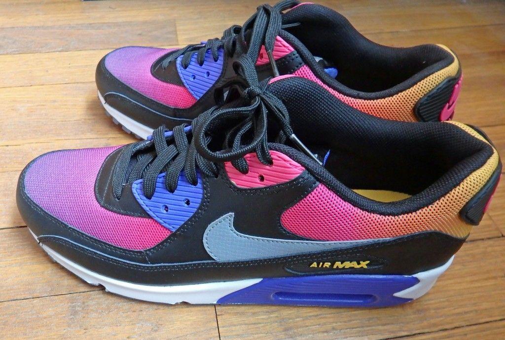 Nike Air Max 90, Test & Avis