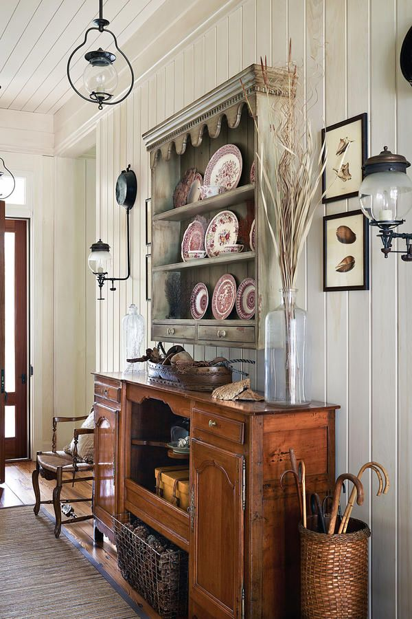 7 Ways To Make a New-Old House | Southern living house ...