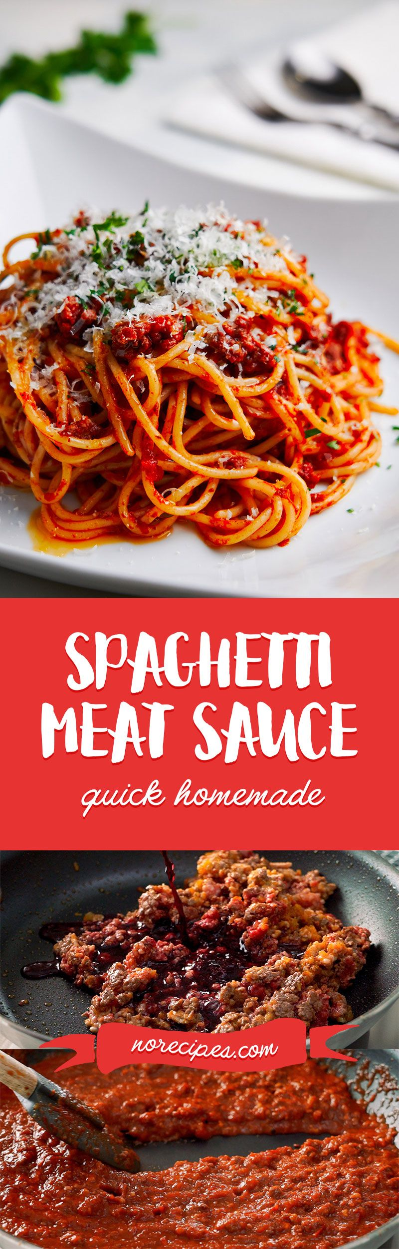 Best Spaghetti Recipe With Homemade Meat Sauce Recipe In 2020 Best Spaghetti Recipe Homemade Meat Sauce Spaghetti Recipes