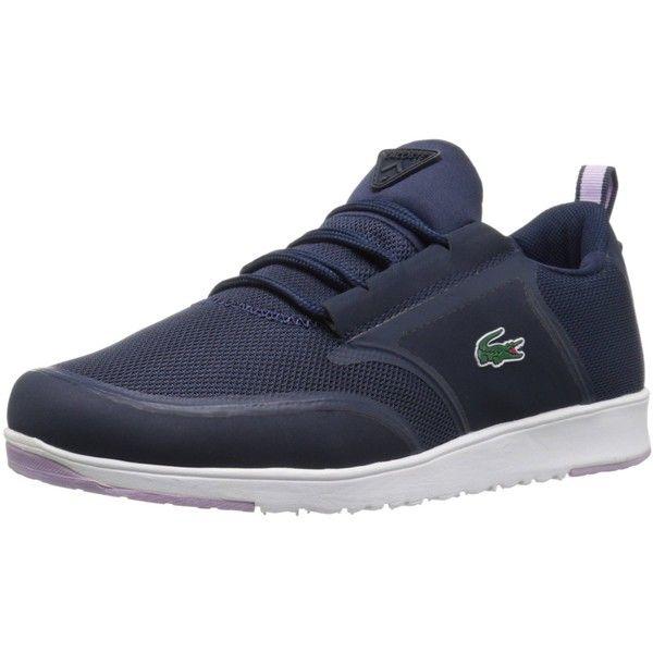 Lacoste Women S L Ight 116 1 Fashion Sneaker Lacoste Shoes Lacoste Women Sneakers Fashion