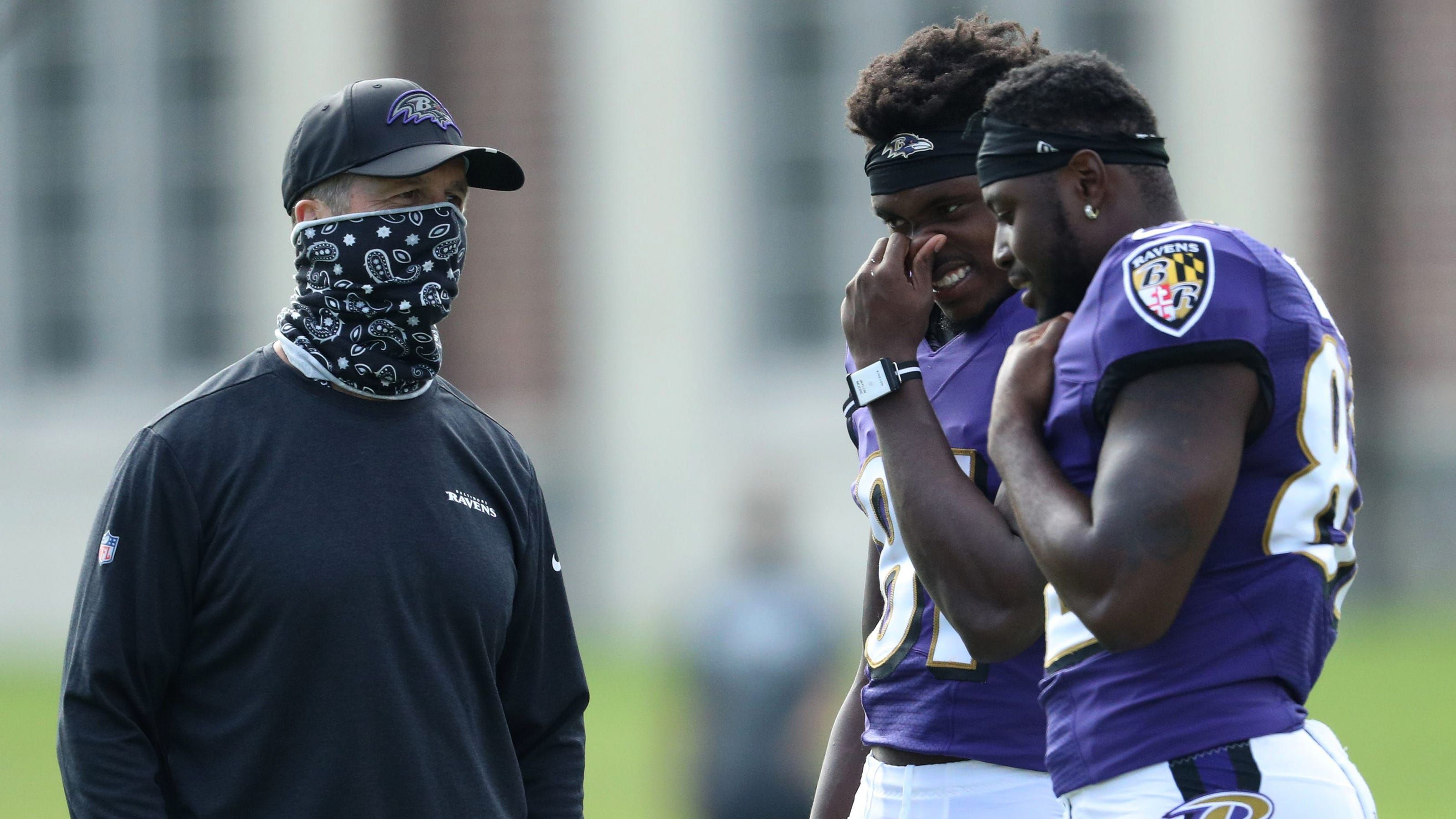 Opinion Ravens show guts with bold call to action