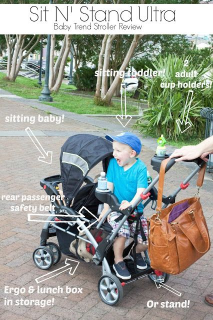 Pin By Baby Trend On Baby Trend Reviews Baby Trend Double Stroller Baby Trend Stroller Stroller