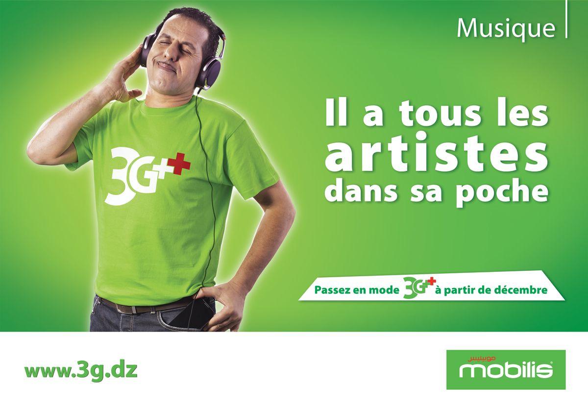 Campagne #3G de #Mobilis