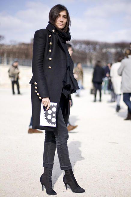 Emmanuelle Alt: Parisian Chic