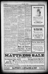 The Medina sentinel. (Medina, Ohio) 1888-1961, May 02, 1919, Page PAGE TWELVE, Image 12, brought to you by Ohio Historical Society, Columbus, OH, and the National Digital Newspaper Program.
