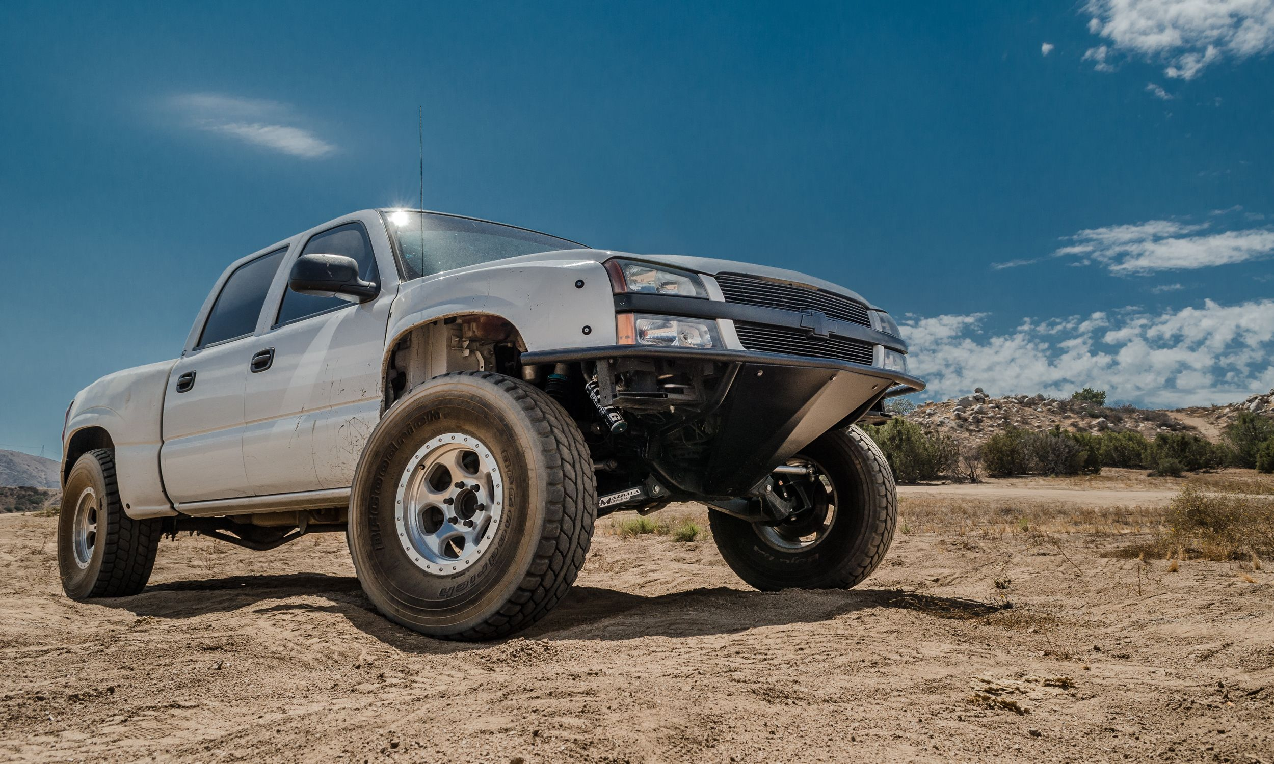Mazzulla Offroad Suspensionchevy Gmc 99 06 1500 Offroad Monster