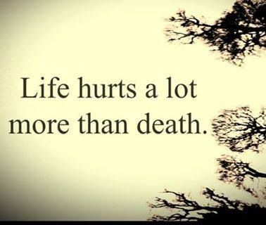 life hurts quotes