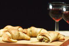 Pesto Hörnchen, ein schmackhaftes Rezept aus der Kategorie Vegetarisch.