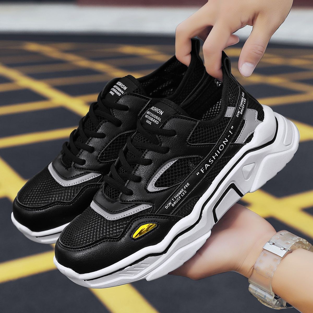 2020 Summer Sneakers Platform Shoes For