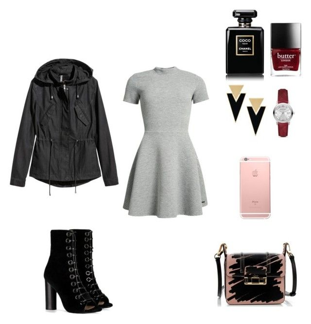 """Untitled #1056"" by wali-emna ❤ liked on Polyvore featuring Superdry, Barbara Bui, Lanvin, Yves Saint Laurent and Burberry"