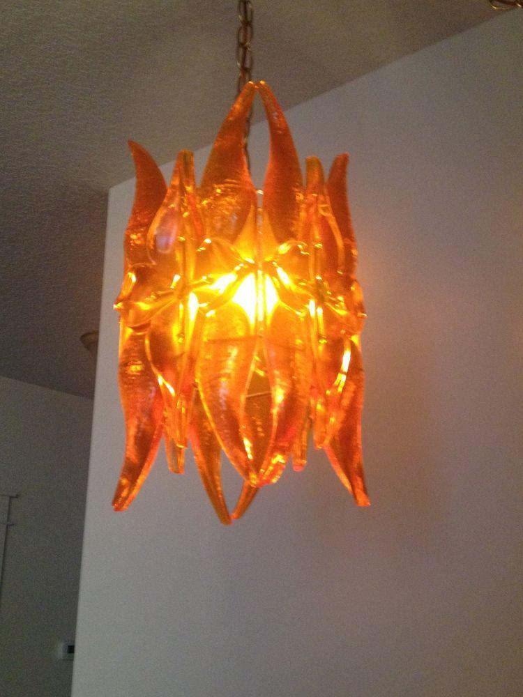 Vintage Atomic Floor Lamp
