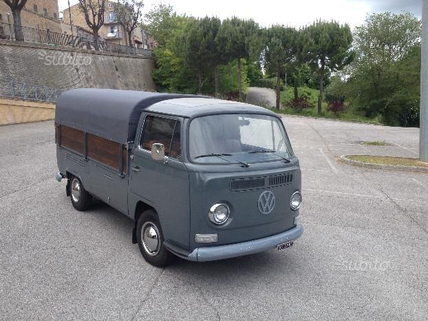 Volkswagen T2 Pick Up 1971 Auto Usata In Vendita Macerata