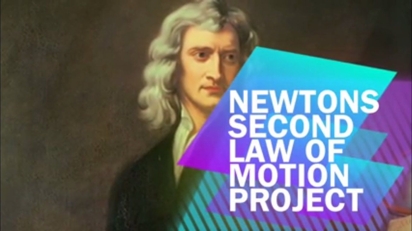 Newton S Second Law Experiment