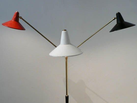 Lampada Vintage Da Terra : Vintage design art deco neoclassico rococò officina antiquaria