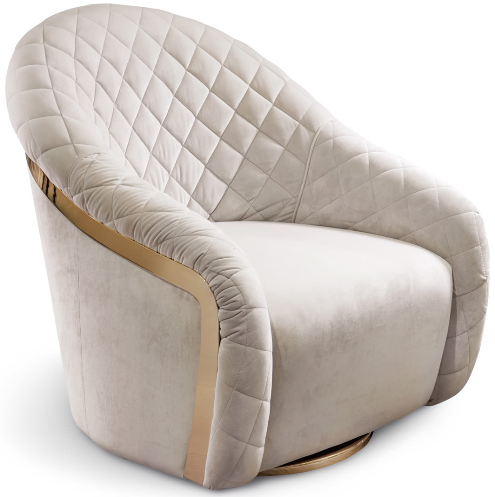 Portofino armchair - Cantori  Single sofa chair, Single seater