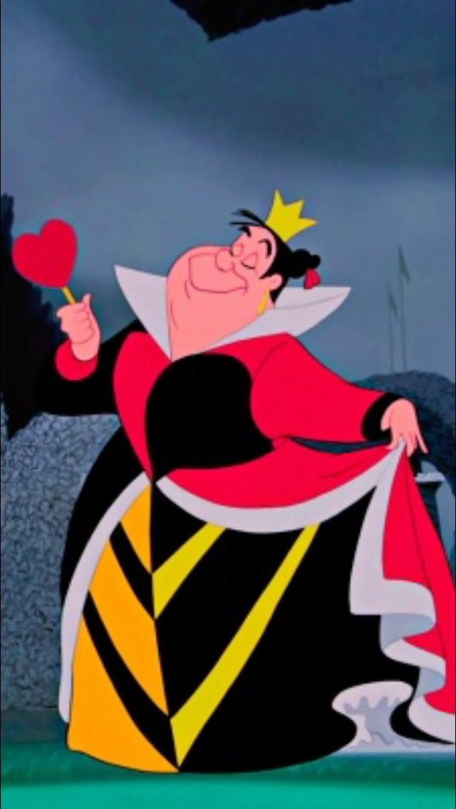 queen of hearts alice in wonderland 1951 alice in