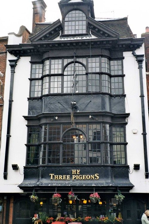 Image result for the three pigeons pub guildford