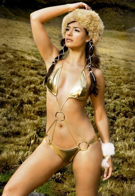 Carolina da fonseca nude