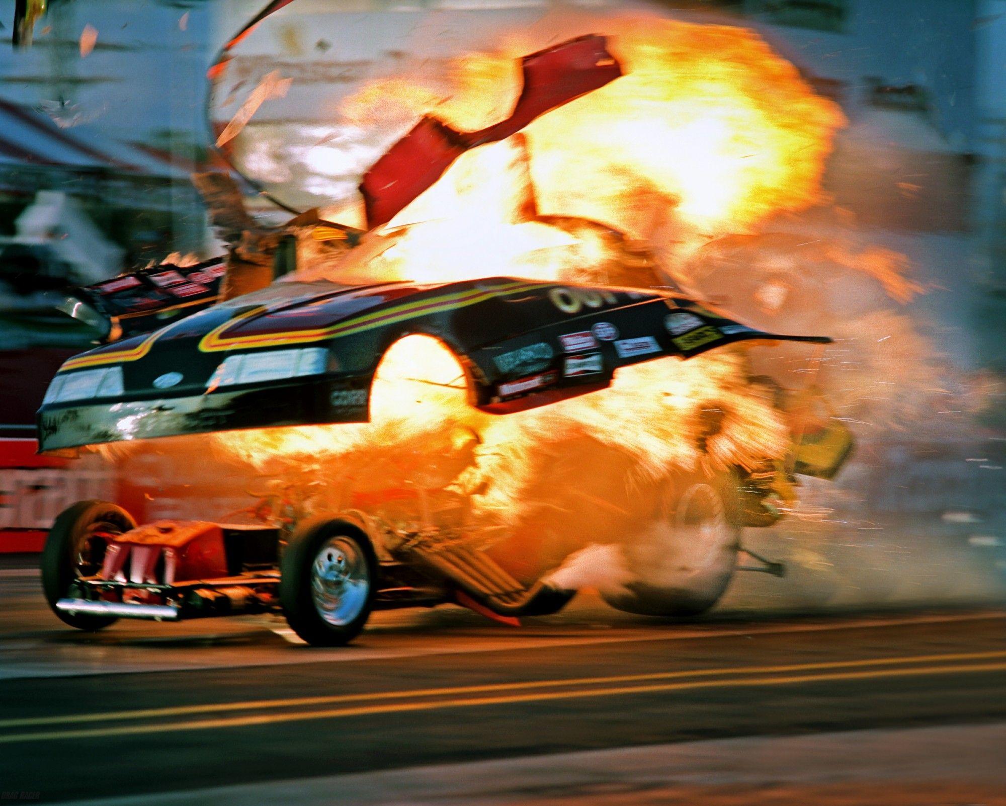 Nitro goes boom Hemi engine, Drag racing, Nitro