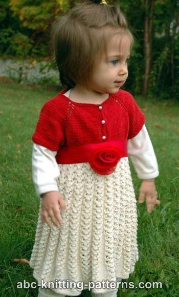d666676c9 Ravishing Rose Toddler Christmas Dress