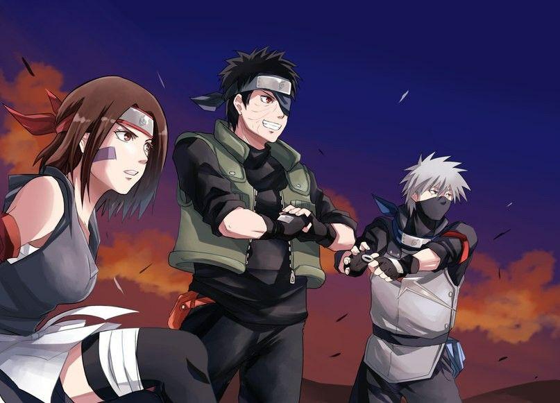 Pin de Valen Tine em Team Minato Óbito uchiha, Naruto