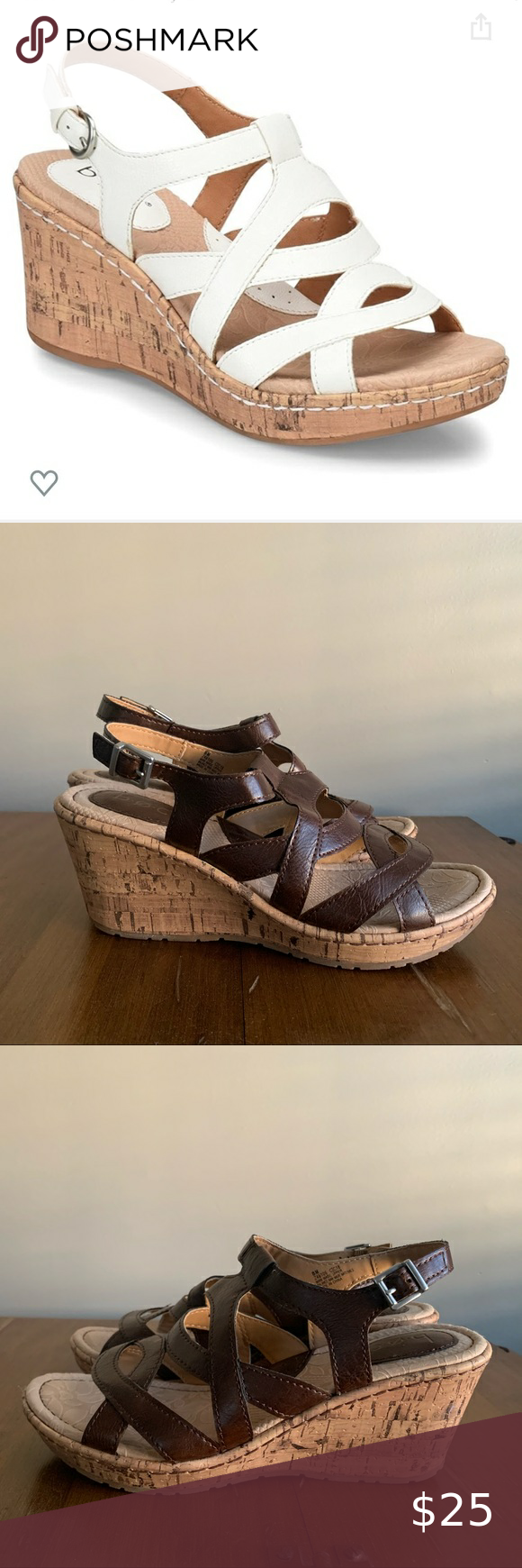 B.O.C Chyna II Wedge Sandals in 2020
