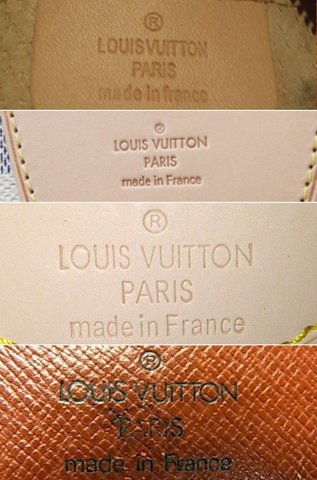 basic easy louis vuitton bag authentication guide fake stamping ... f50ad5e61c5ef