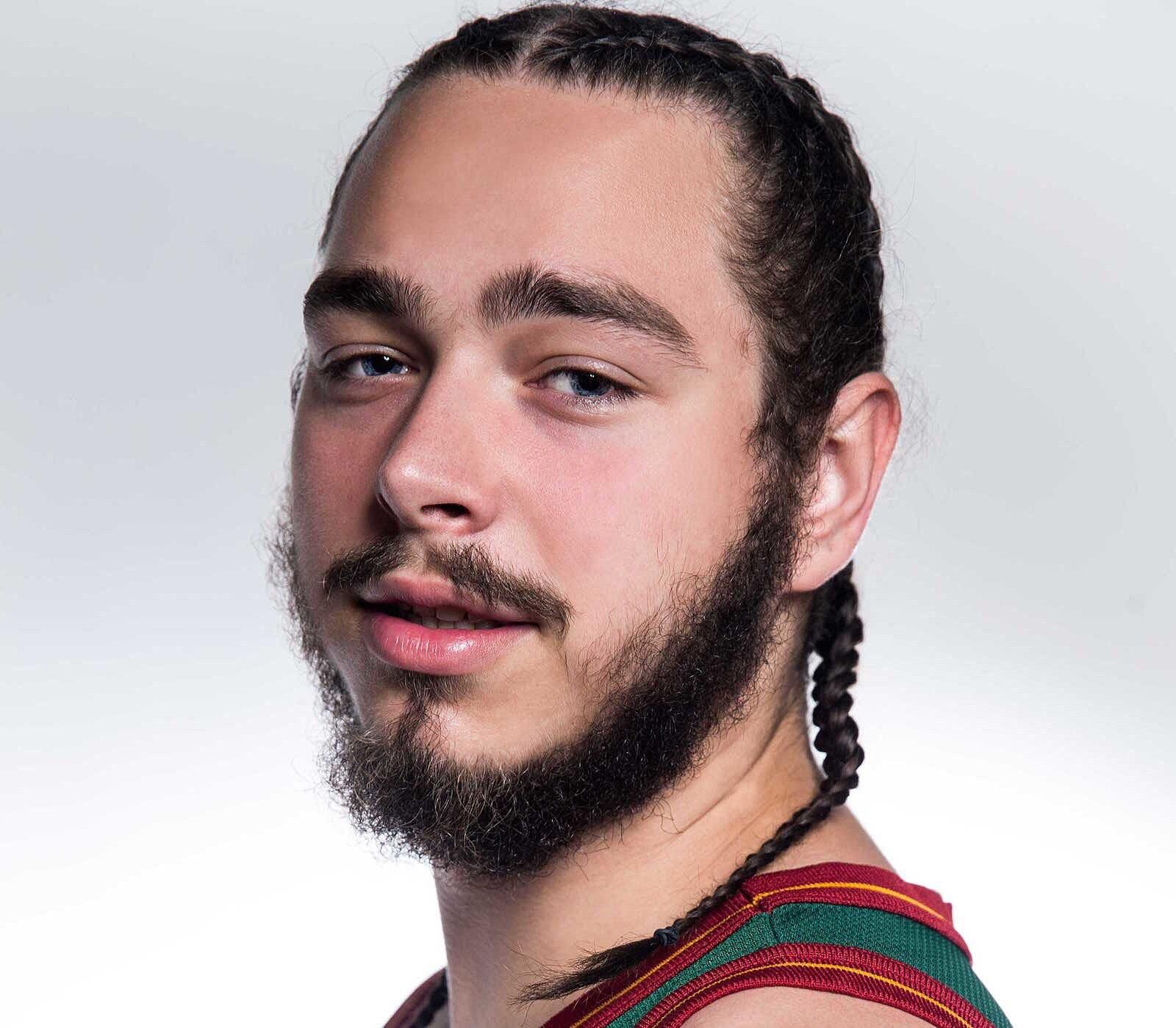PsBattle: Post Malone Without Tattoos