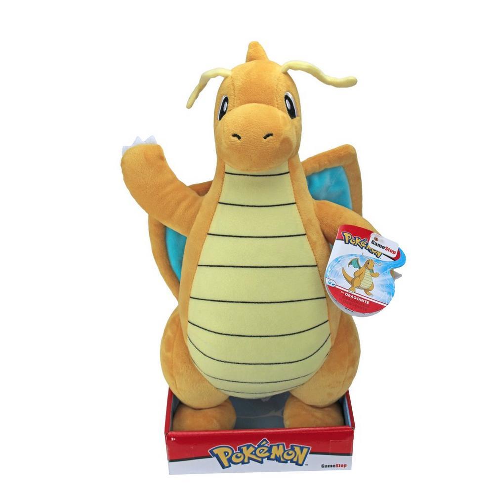 Pokemon Dragonite Plush Only at GameStop GameStop