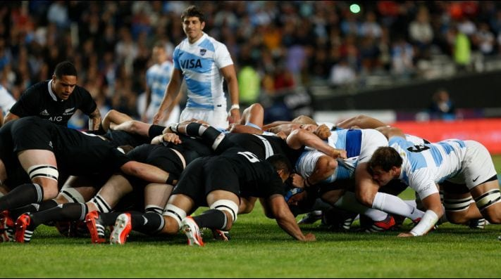 Argentina Los Pumas Vs All Blacks Rugby In Buenos Aires 20 July 2019