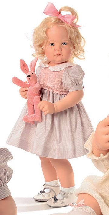 Nele 1 Year Old By Hildegard Gunzel At The Toy Shoppe