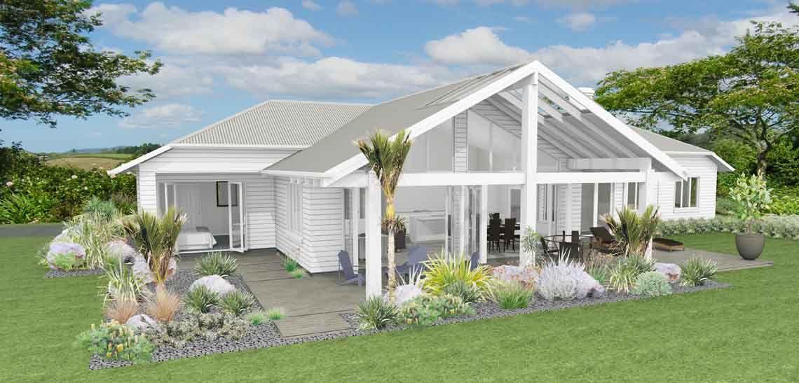 richmond 5 bedroom house design landmark homes builders nz - House Plans Landmark Homes New Zealand