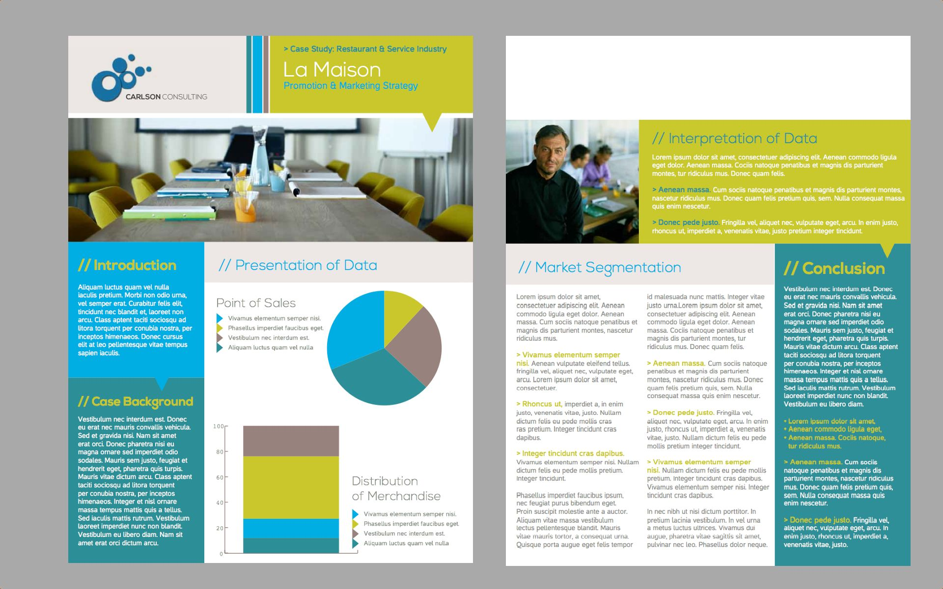 Trifold brochure templates publisher free vector download (20,958.